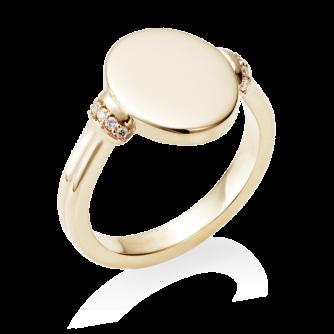 Era Diamond Sigent Ring