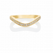 Diamond Keeper Eternity Ring, 18ct Yellow Gold