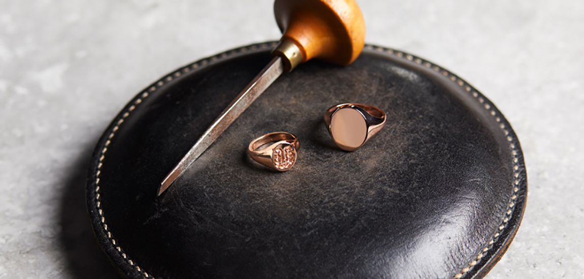 How To Choose Your Signet Ring Metal