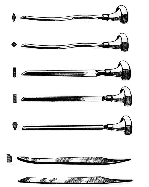 The Engravers Tools