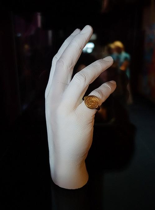 Could this be William Shakespeare's own signet ring?