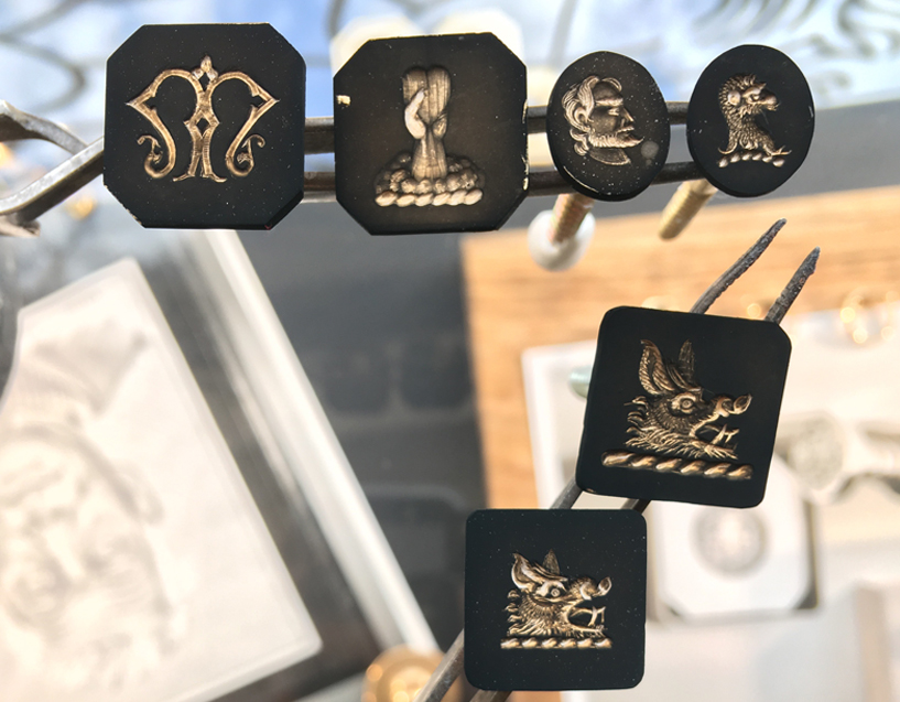An Interview with an Apprentice Hand Engraver